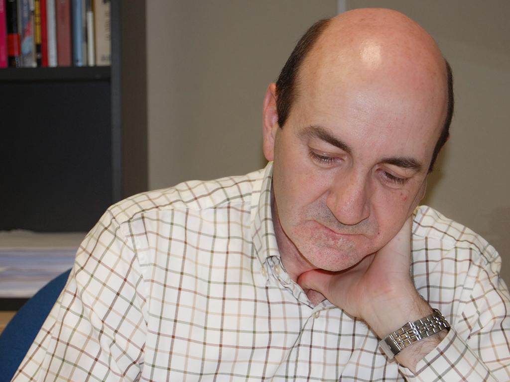 Javier Marrodán (Autor: Borja Ventura)