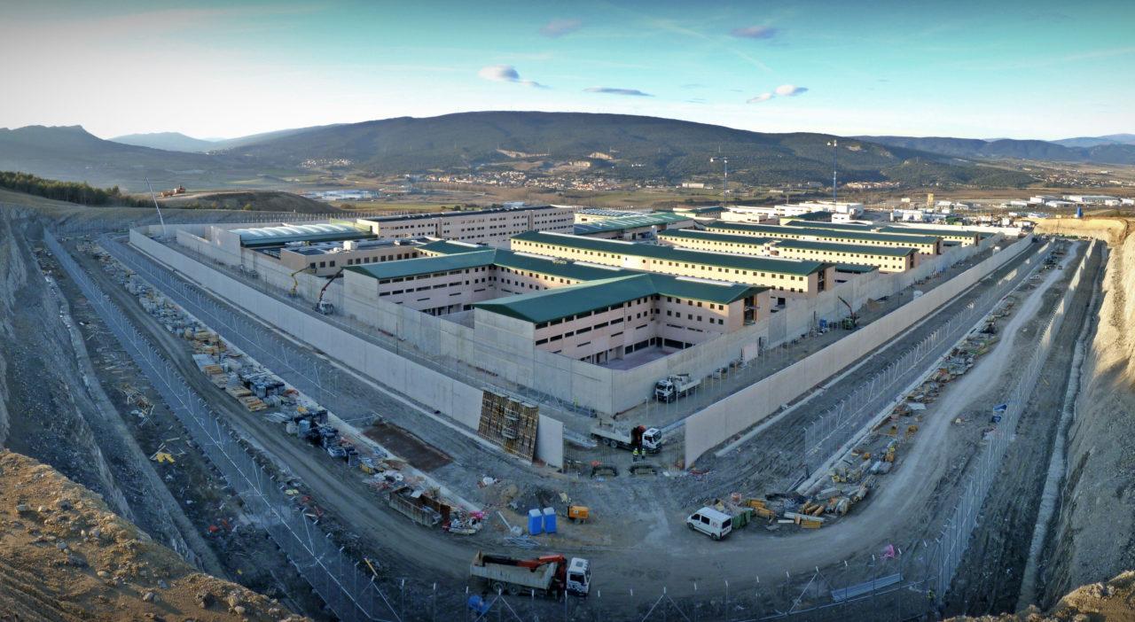 Cárcel de Nanclares de Oca (Autor: Jesús OC)