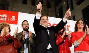 El espantajo catalanista no basta a Ciudadanos: ni supera al PP, ni evita la reedición del tripartito valenciano