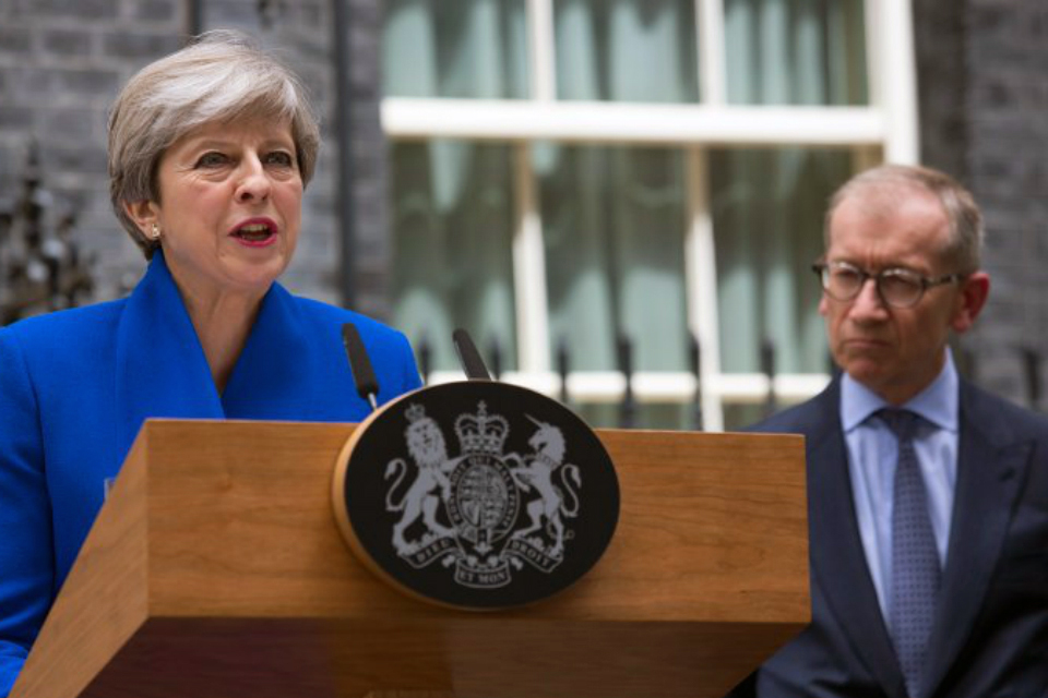 Theresa May (Fuente: Wikimedia Commons)