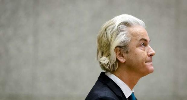Geert Wilders, líder del PVV neerlandés (Fuente: PVV)