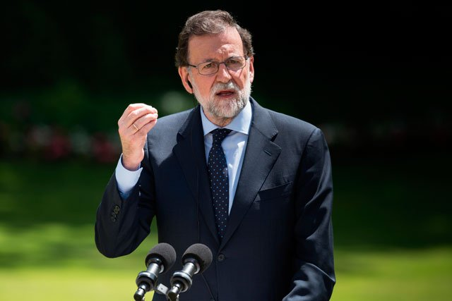 Mariano Rajoy (Fuente: Shutterstock)